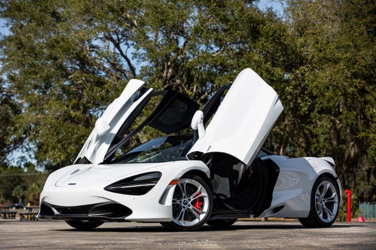 New 2020 McLaren 720S for sale $331,560 at McLaren Orlando LLC in Titusville FL 32780 4