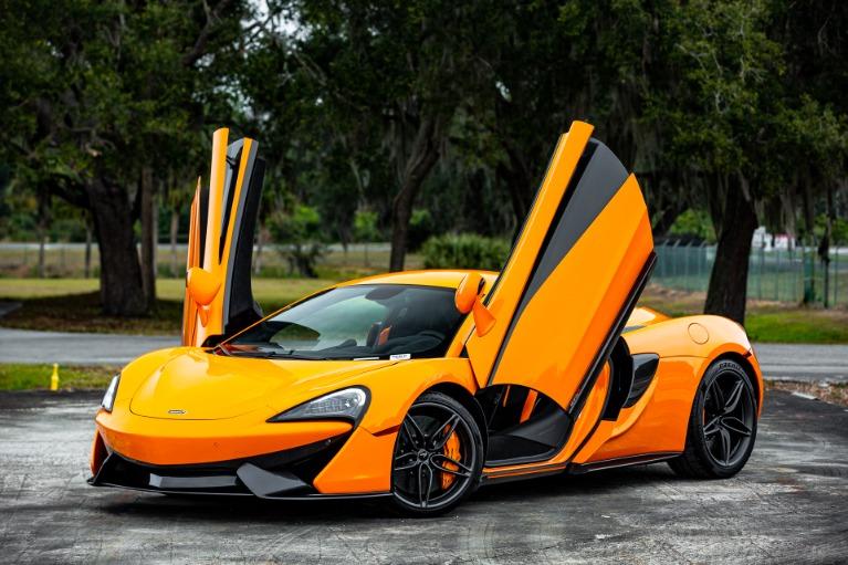 New 2020 McLaren 570S for sale $209,440 at McLaren Orlando LLC in Titusville FL 32780 2