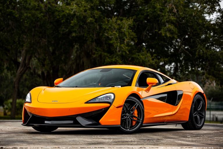 New 2020 McLaren 570S for sale $209,440 at McLaren Orlando LLC in Titusville FL 32780 3