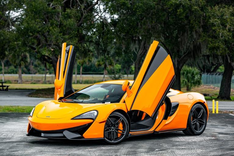 New 2020 McLaren 570S for sale $209,440 at McLaren Orlando LLC in Titusville FL 32780 4