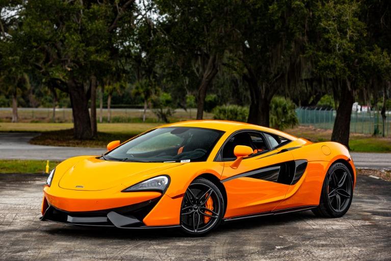 New 2020 McLaren 570S for sale $209,440 at McLaren Orlando LLC in Titusville FL 32780 1
