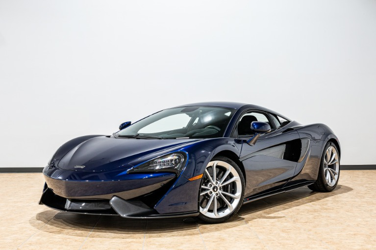 New 2020 McLaren 570S Base for sale $197,960 at McLaren Orlando LLC in Titusville FL 32780 2