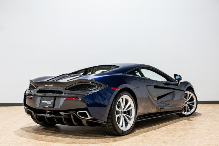 New 2020 McLaren 570S Base for sale $197,960 at McLaren Orlando LLC in Titusville FL 32780 3