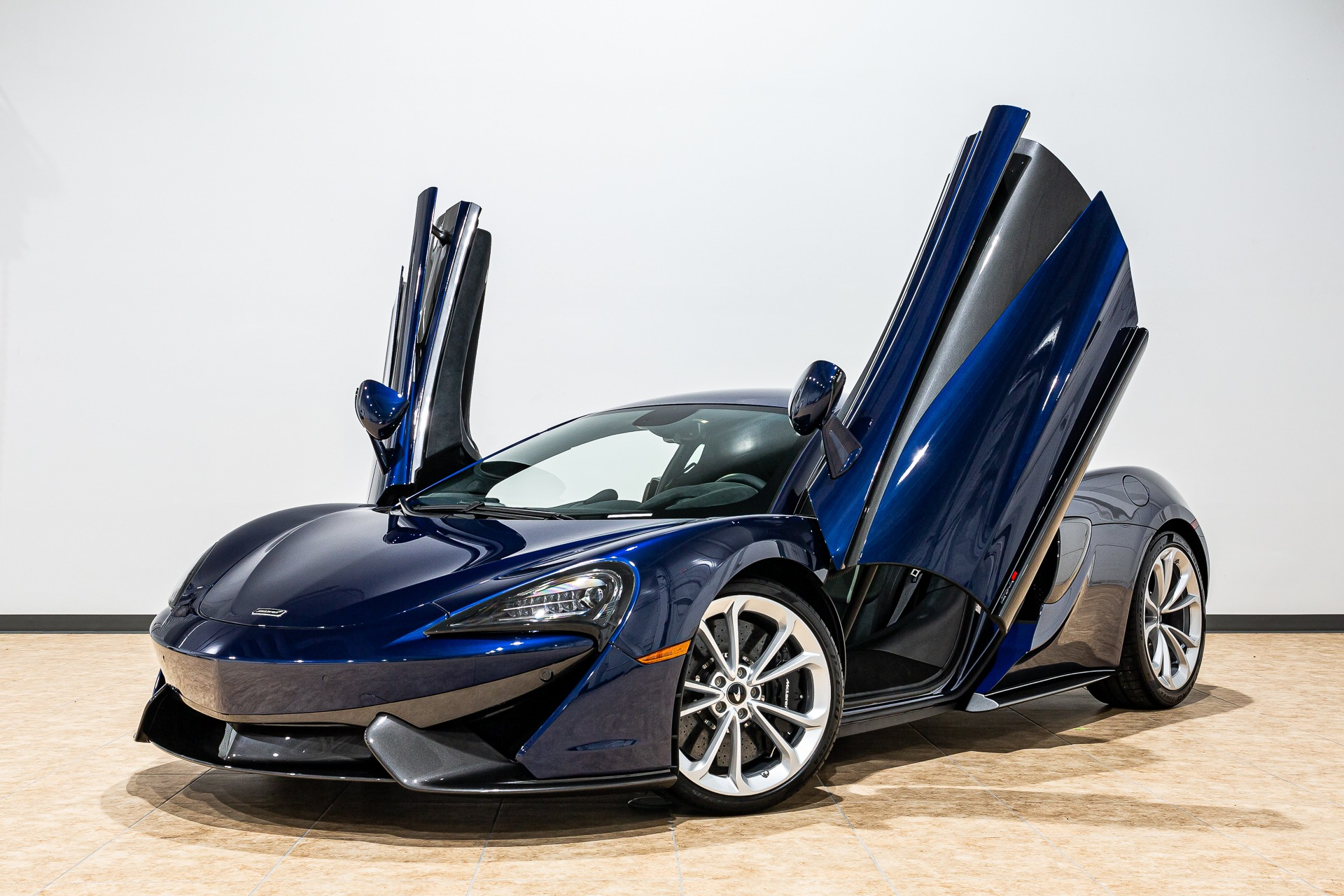 New 2020 McLaren 570S Base for sale $197,960 at McLaren Orlando LLC in Titusville FL 32780 1