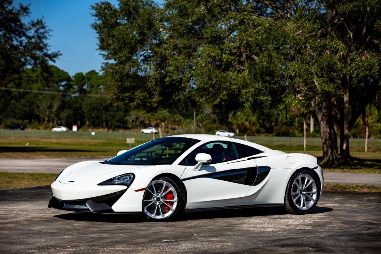 Used 2020 McLaren 570S Spider for sale $198,880 at McLaren Orlando LLC in Titusville FL 32780 4