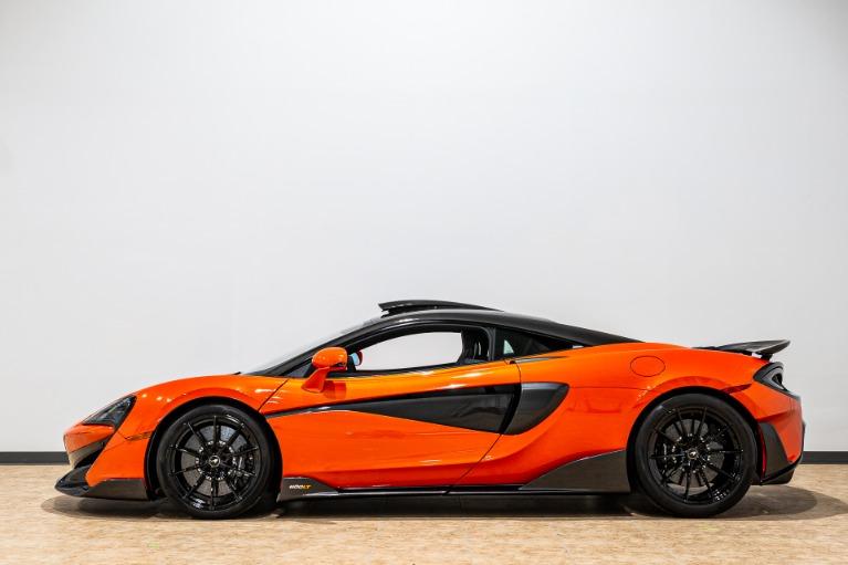 Used 2019 McLaren 600LT for sale $267,880 at McLaren Orlando LLC in Titusville FL 32780 3