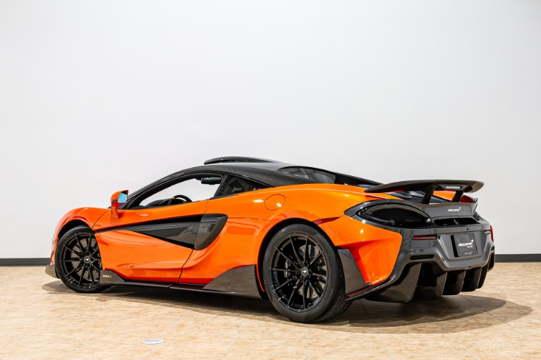 New 2019 McLaren 600LT for sale $313,099 at McLaren Orlando LLC in Titusville FL 32780 4