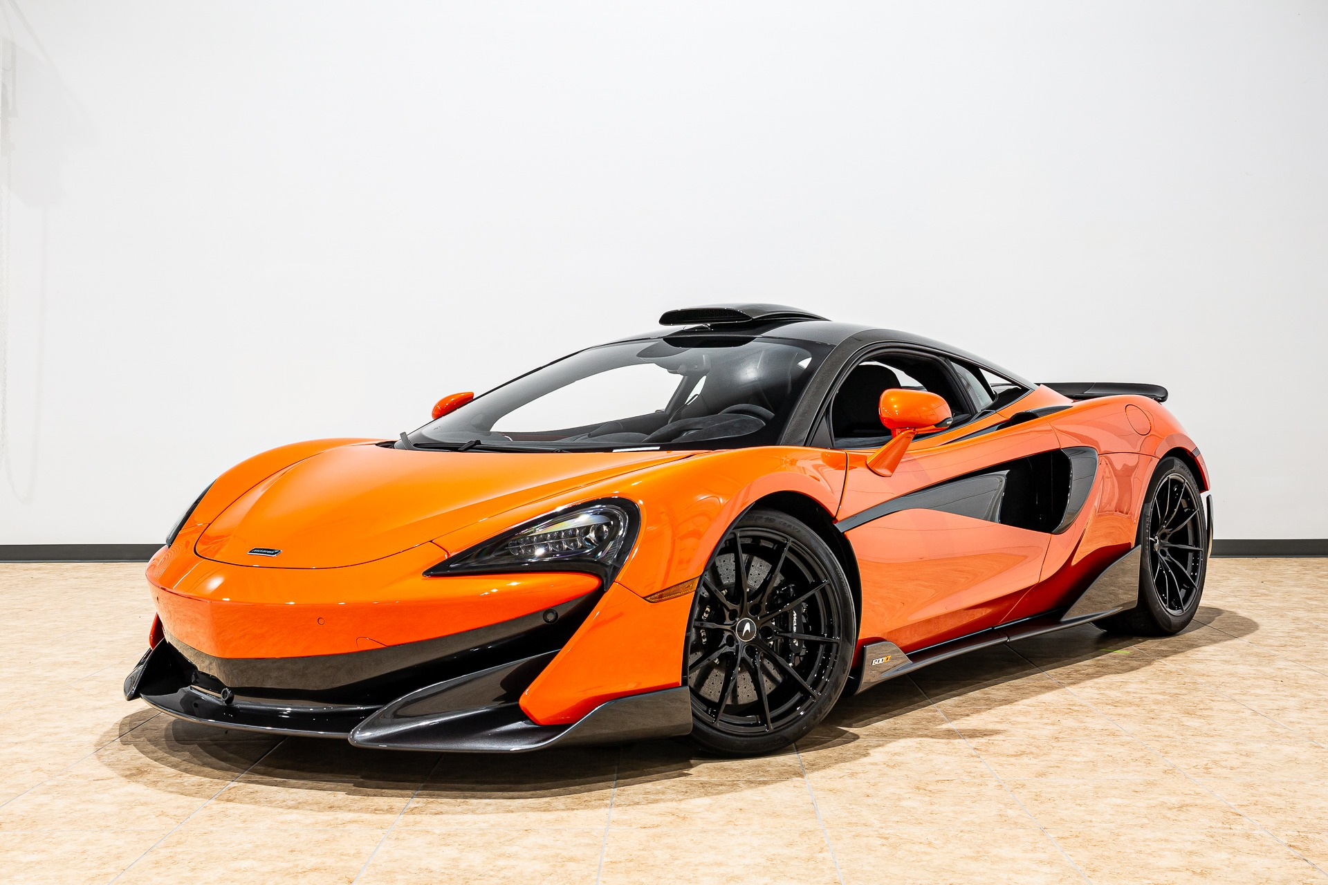 New 2019 McLaren 600LT for sale $313,099 at McLaren Orlando LLC in Titusville FL 32780 1