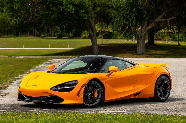 New 2020 McLaren 720S for sale $335,160 at McLaren Orlando LLC in Titusville FL 32780 2