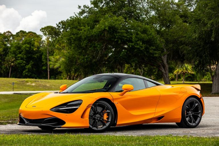 New 2020 McLaren 720S for sale $335,160 at McLaren Orlando LLC in Titusville FL 32780 3