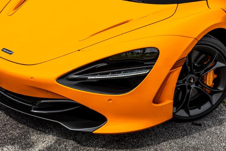 New 2020 McLaren 720S for sale $335,160 at McLaren Orlando LLC in Titusville FL 32780 4