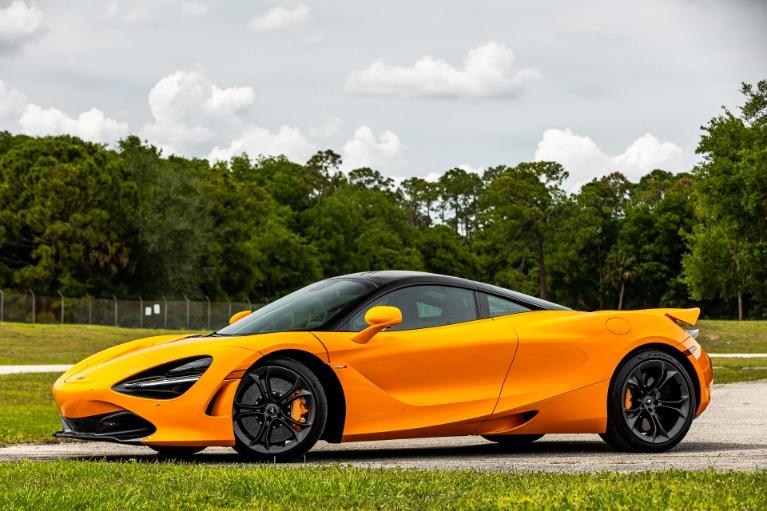 New 2020 McLaren 720S for sale $335,160 at McLaren Orlando LLC in Titusville FL 32780 1