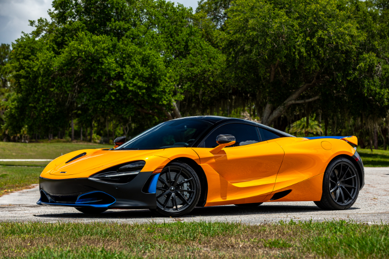 Used 2019 McLaren 720S Performance for sale $282,880 at McLaren Orlando LLC in Titusville FL 32780 2