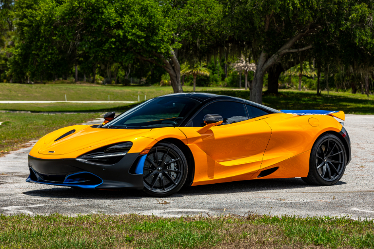 Used 2019 McLaren 720S Performance for sale $282,880 at McLaren Orlando LLC in Titusville FL 32780 3