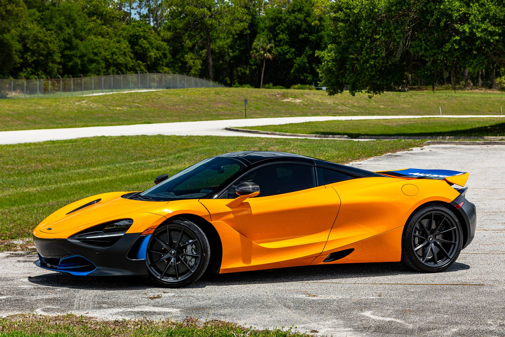 Used 2019 McLaren 720S Performance for sale $282,880 at McLaren Orlando LLC in Titusville FL 32780 1