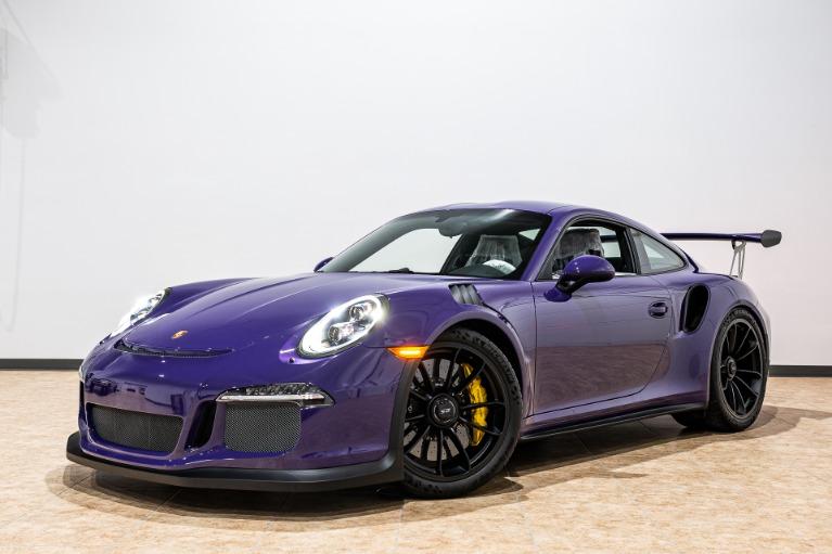 Used 2016 Porsche 911 GT3 RS for sale Sold at McLaren Orlando LLC in Titusville FL 32780 2