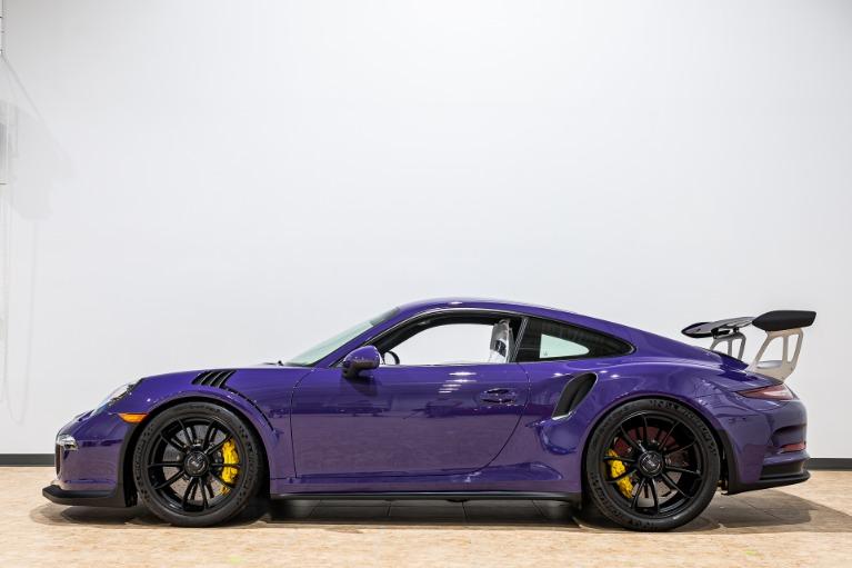 Used 2016 Porsche 911 GT3 RS for sale Sold at McLaren Orlando LLC in Titusville FL 32780 3