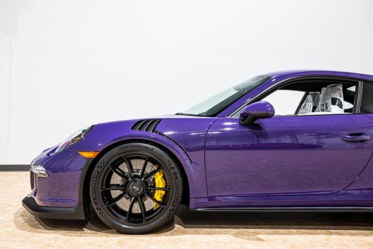 Used 2016 Porsche 911 GT3 RS for sale Sold at McLaren Orlando LLC in Titusville FL 32780 4