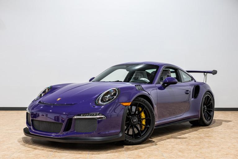 Used 2016 Porsche 911 GT3 RS for sale Sold at McLaren Orlando LLC in Titusville FL 32780 1