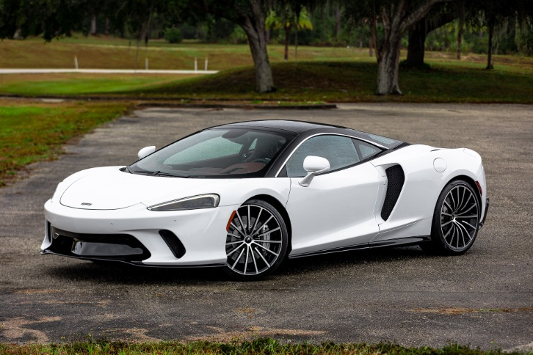 New 2020 McLaren GT Base for sale Sold at McLaren Orlando LLC in Titusville FL 32780 1