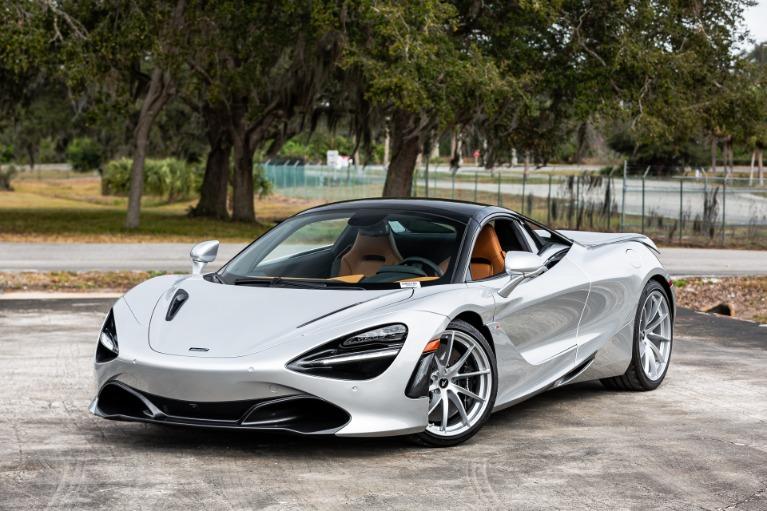 New 2020 McLaren 720S Spider Luxury for sale $361,450 at McLaren Orlando LLC in Titusville FL 32780 2