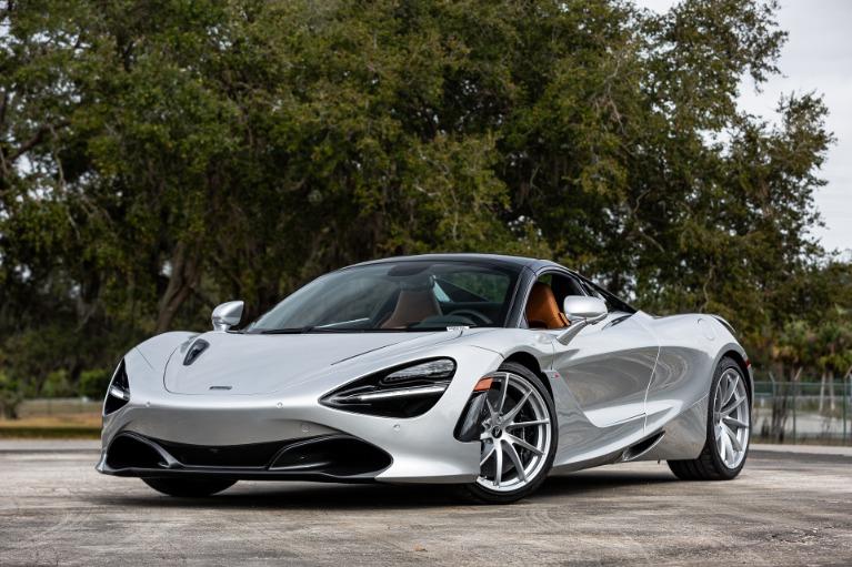 New 2020 McLaren 720S Spider Luxury for sale $361,450 at McLaren Orlando LLC in Titusville FL 32780 4