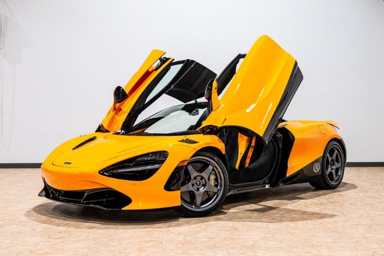 New 2021 McLaren 720S for sale $352,650 at McLaren Orlando LLC in Titusville FL 32780 2