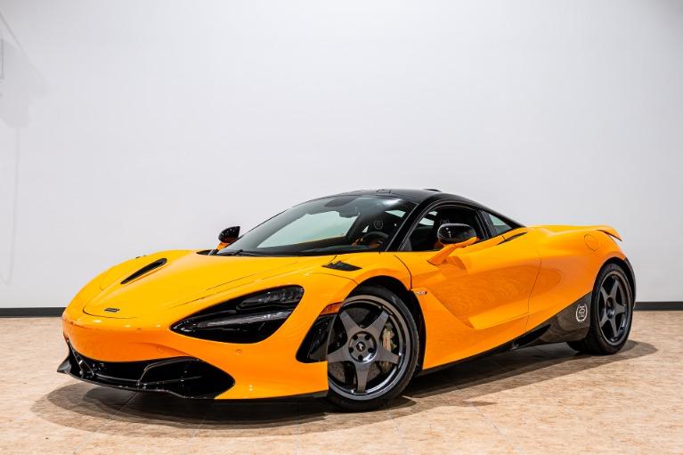 New 2021 McLaren 720S for sale $352,650 at McLaren Orlando LLC in Titusville FL 32780 4