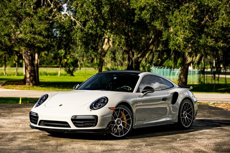 Used 2018 Porsche 911 Turbo S for sale $169,885 at McLaren Orlando LLC in Titusville FL 32780 2