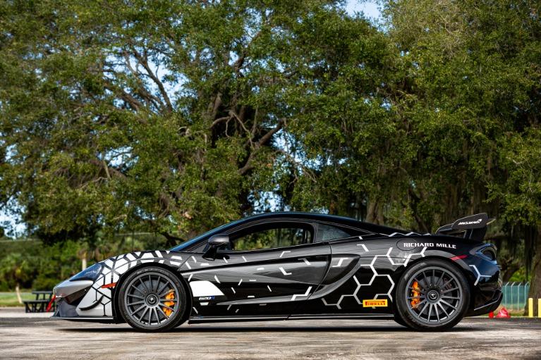 Used 2020 McLaren 620R for sale $288,880 at McLaren Orlando LLC in Titusville FL 32780 3