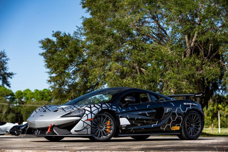 Used 2020 McLaren 620R for sale $288,880 at McLaren Orlando LLC in Titusville FL 32780 4