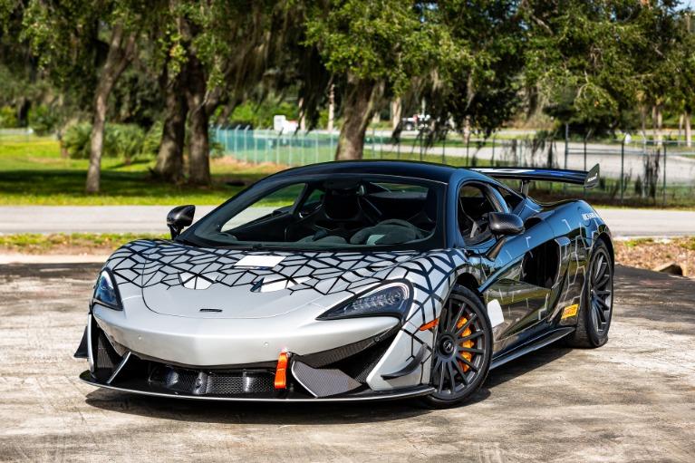 Used 2020 McLaren 620R for sale $288,880 at McLaren Orlando LLC in Titusville FL 32780 1