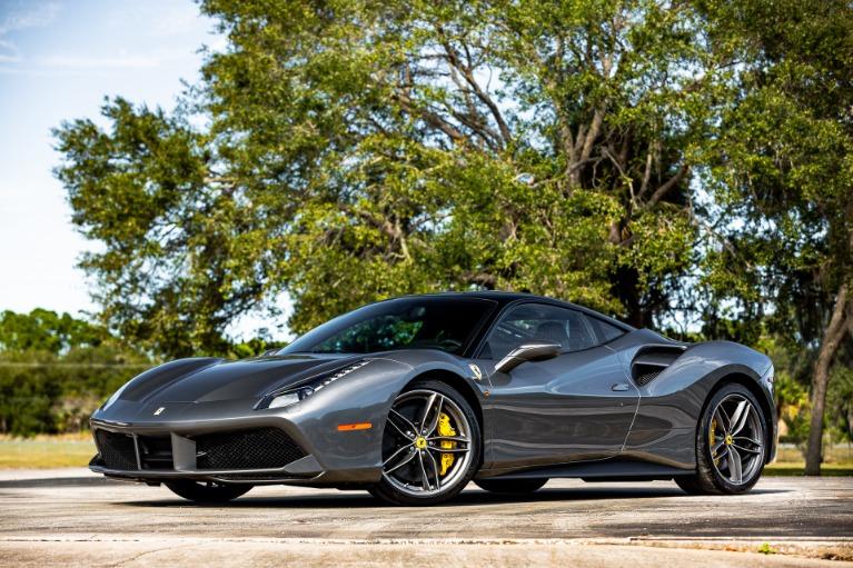 Used 2017 Ferrari 488 GTB for sale $228,880 at McLaren Orlando LLC in Titusville FL 32780 3