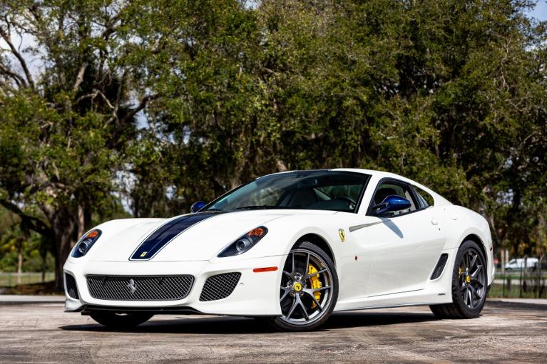 Used 2011 Ferrari 599 GTO for sale $678,880 at McLaren Orlando LLC in Titusville FL 32780 2