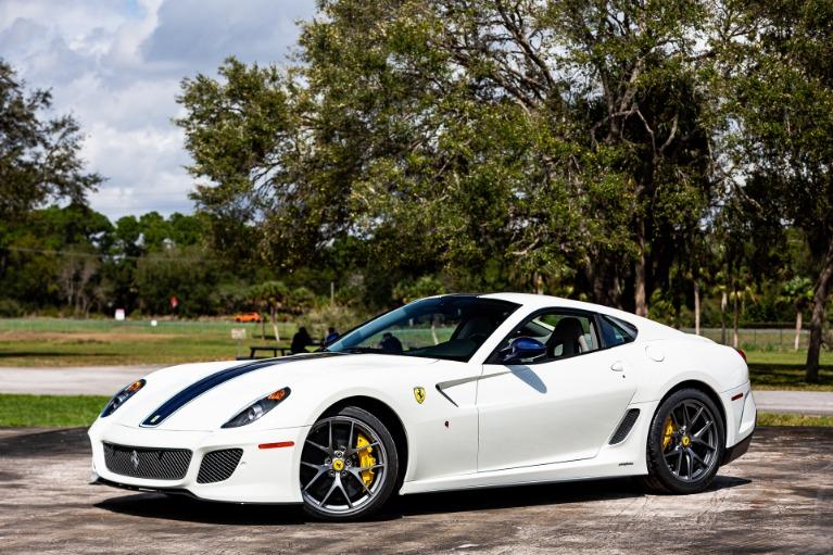 Used 2011 Ferrari 599 GTO for sale $678,880 at McLaren Orlando LLC in Titusville FL 32780 3