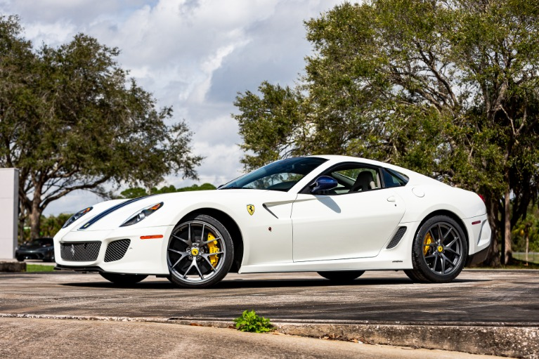 Used 2011 Ferrari 599 GTO for sale $678,880 at McLaren Orlando LLC in Titusville FL 32780 4