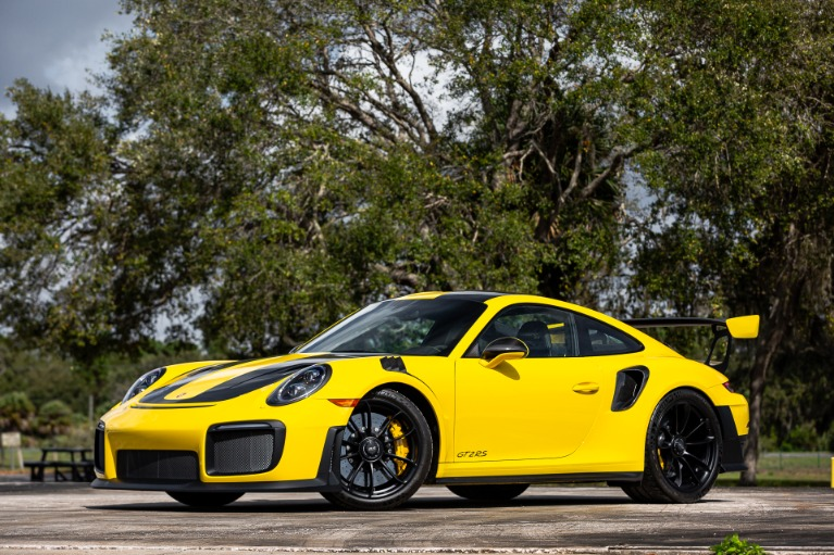 Used 2019 Porsche 911 GT2 RS for sale $346,880 at McLaren Orlando LLC in Titusville FL 32780 3