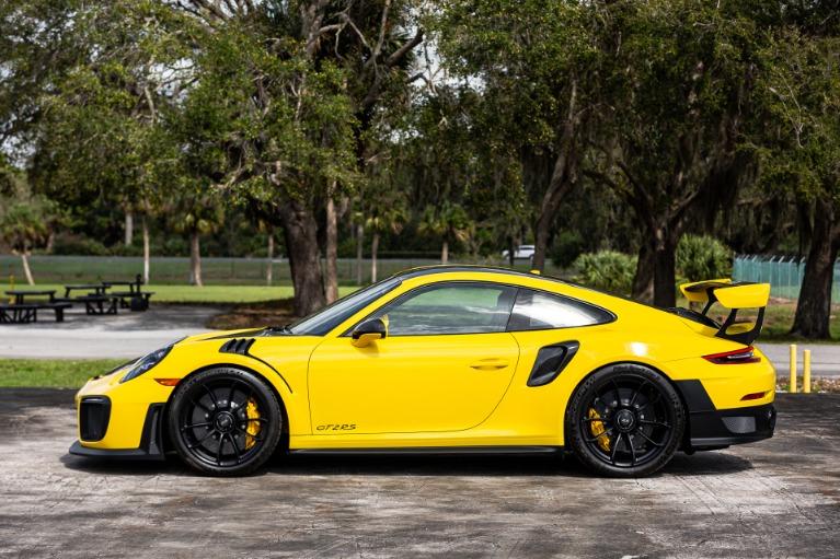 Used 2019 Porsche 911 GT2 RS for sale $346,880 at McLaren Orlando LLC in Titusville FL 32780 4