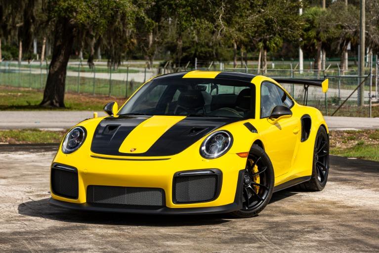 Used 2019 Porsche 911 GT2 RS for sale $346,880 at McLaren Orlando LLC in Titusville FL 32780 1