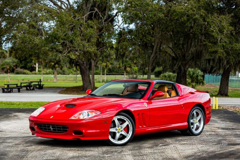 Used 2005 Ferrari Superamerica for sale $288,880 at McLaren Orlando LLC in Titusville FL 32780 2