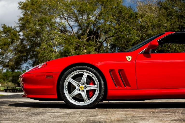 Used 2005 Ferrari Superamerica for sale $288,880 at McLaren Orlando LLC in Titusville FL 32780 4