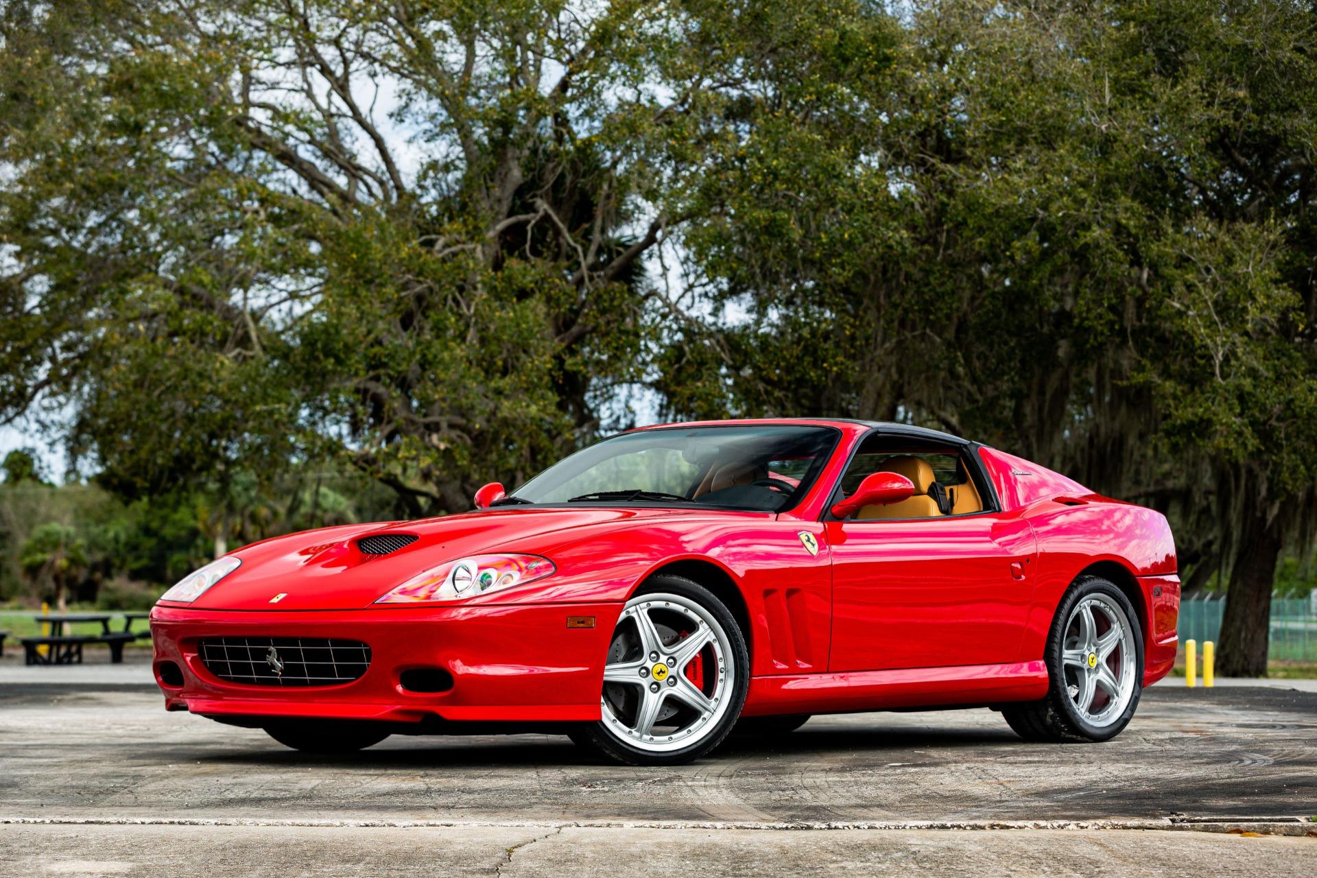 Used 2005 Ferrari Superamerica for sale $288,880 at McLaren Orlando LLC in Titusville FL 32780 1