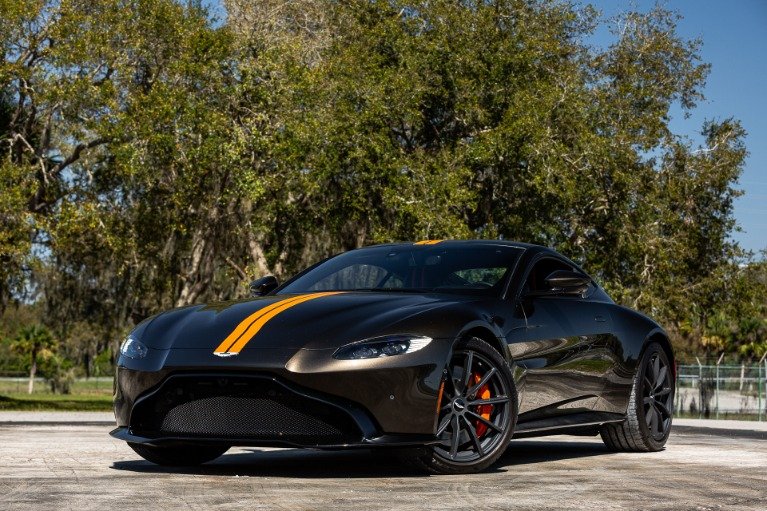 Used 2019 Aston Martin Vantage for sale $126,880 at McLaren Orlando LLC in Titusville FL 32780 2