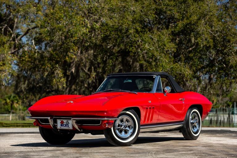 Used 1965 Chevrolet Corvette for sale $98,880 at McLaren Orlando LLC in Titusville FL 32780 2