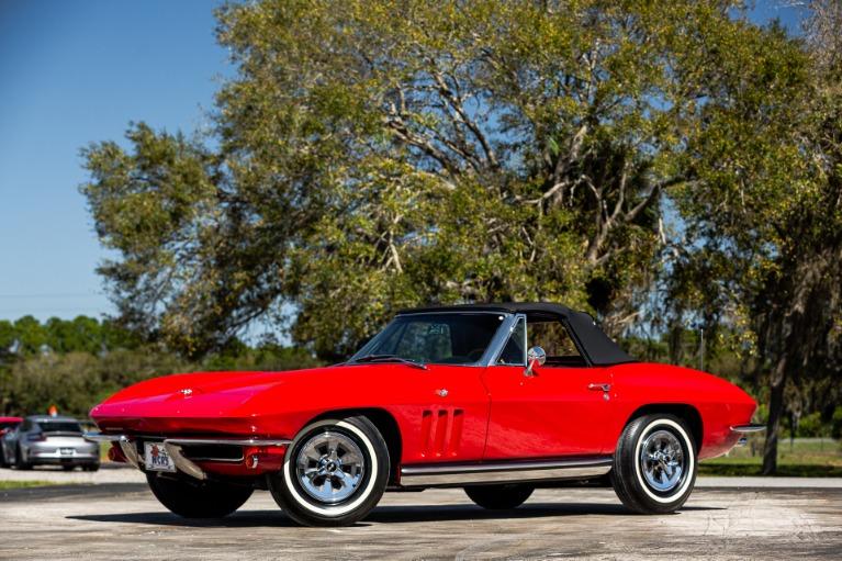 Used 1965 Chevrolet Corvette for sale $98,880 at McLaren Orlando LLC in Titusville FL 32780 3