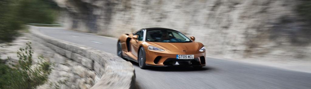 McLaren GT Copper Dynamic