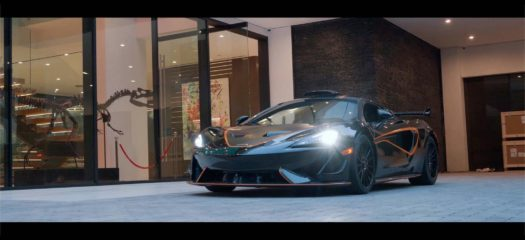 IndyCar star Pato O'Ward Puts McLaren's Road-Legal Version of its GT4 Race Car to the Test