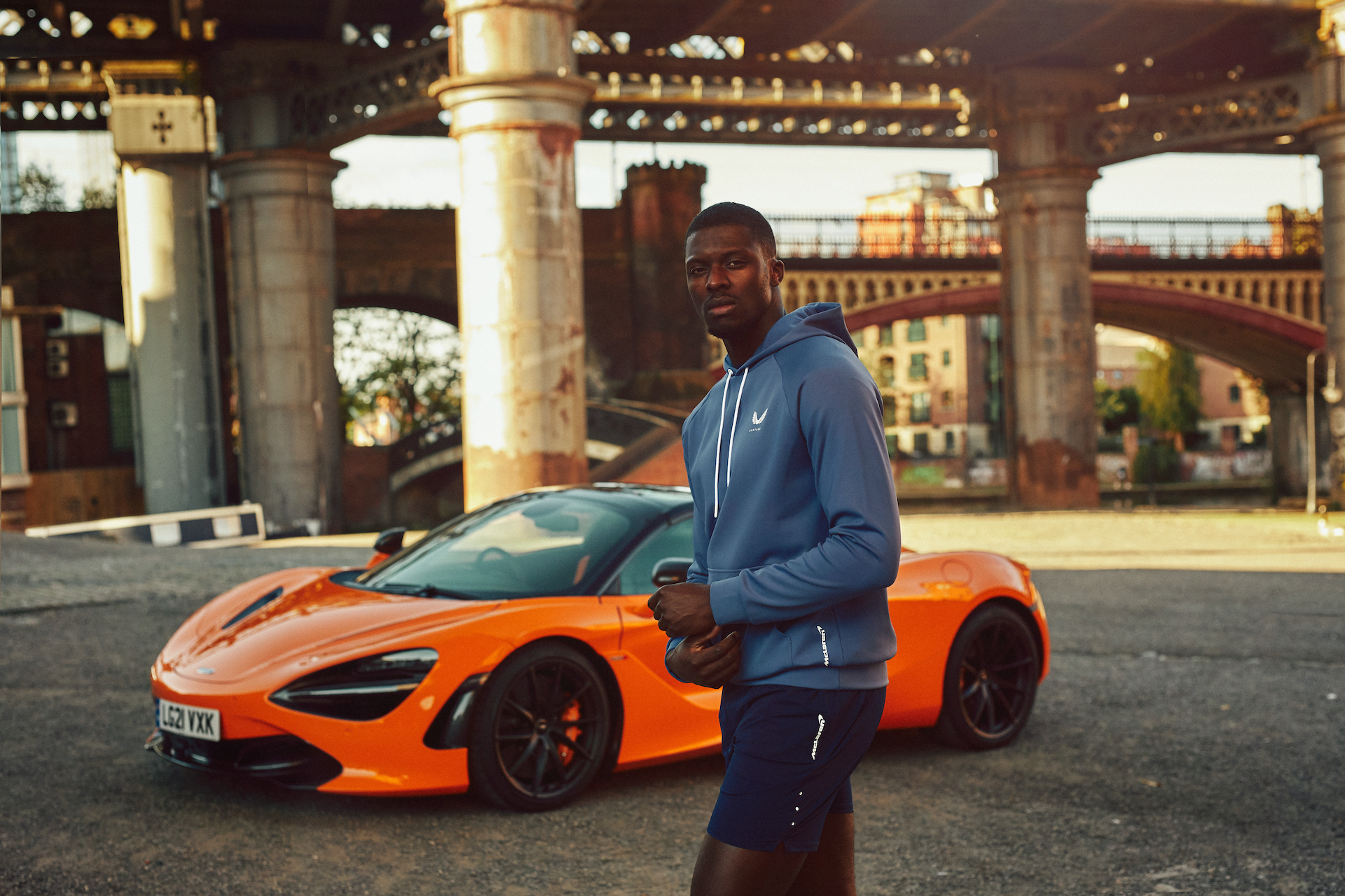 McLaren Automotive and Castore Unveil Summer Sportswear Collection