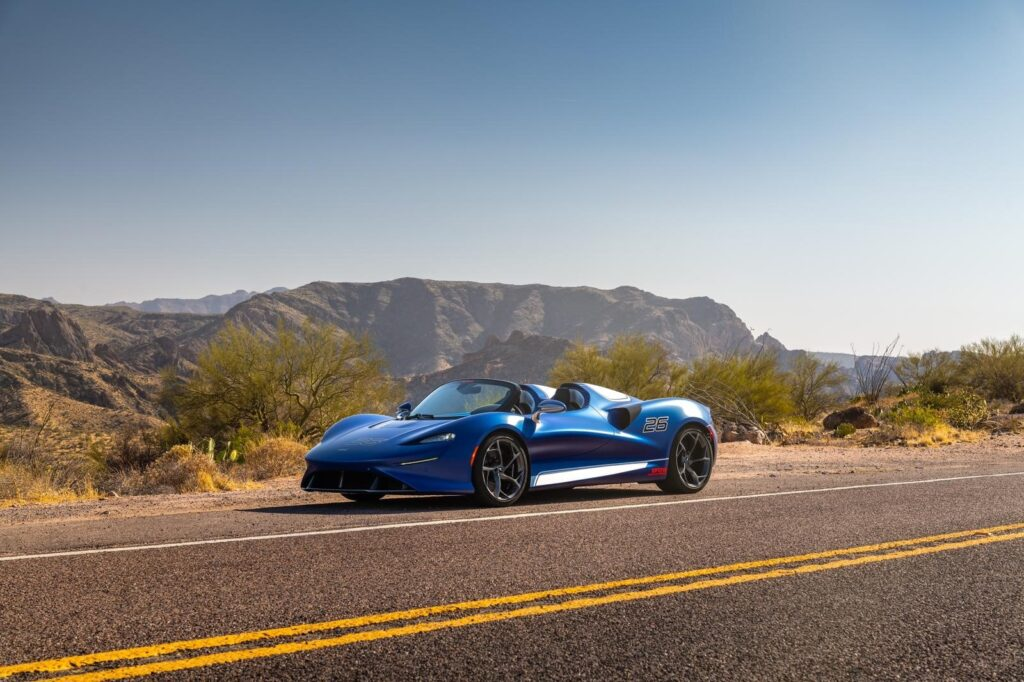 McLaren Automotive's all-new Artura, Elva speedster and a very special McLaren F1 are highlights at Pebble Beach week