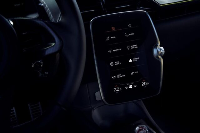 Artura #FactFriday 📲 Enjoy the most standard technology features of any McLaren so far - including Apple CarPlay, AndroidAuto, powered and adjustable comfort seats, soft close doors, power folding mirrors, and Homelink 🏡 . #McLarenOrlando #McLarenArtura #McLarenTechnology #Hybrid #AppleCarPlay #AndroidAuto #Homelink